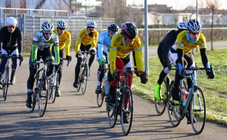 wintercompetitie - A-klasse