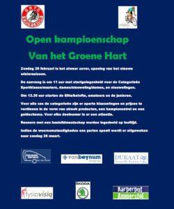 Open kampioenschap Groene Hart