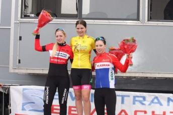 Strijen - podium