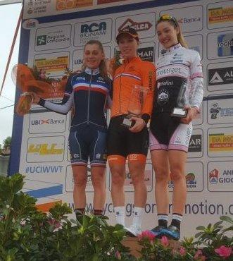 Piccolo Trofeo Binda - podium